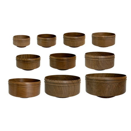 no-mad india kunda monk bowls set of 10