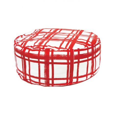 nomad-india-red-chowkad-pouf