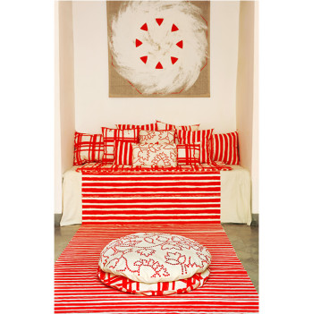 nomad-india-red-patta-chowkad-mattress