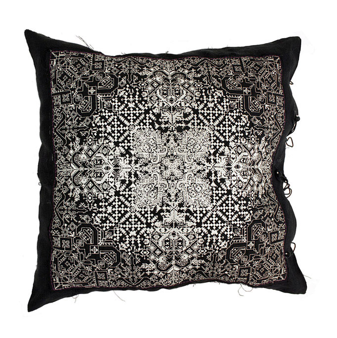 Buy Black NAVIKA Cushion Cover line