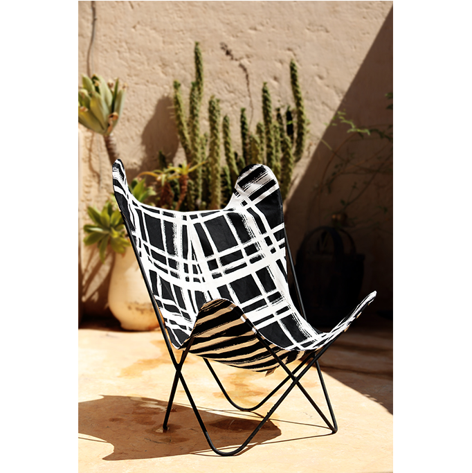 buy black chowkad patta chair cover online no mad textiles chair
