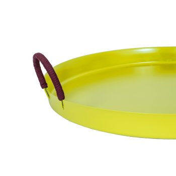 nomad-india-thali-serving-tray-lime-green