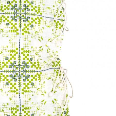 nomad-india-green-isayu-mattress-detail