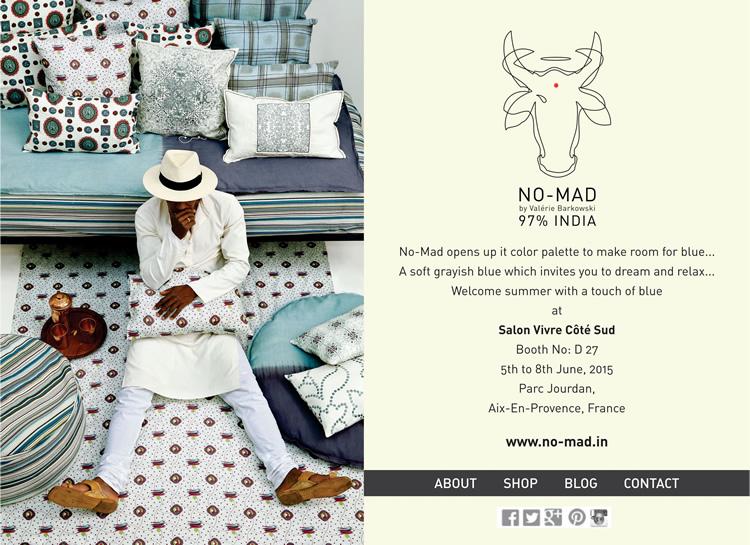 No-Mad at Salon Vivre Cote Sud