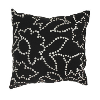no-mad-india-gunjan-black-cushion-50x50