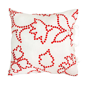 no-mad-gunjan-red-cushion-50x50
