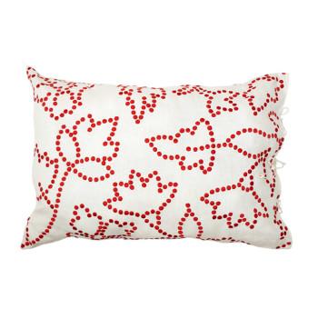 no-mad-india-gunjan-red-cushion-50x70