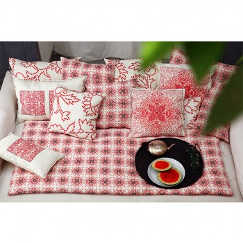 nomad-india-red-cushions-collection