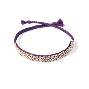 nomad-india-plum-rakhi-gold-beads