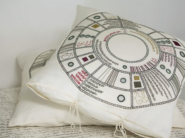 nomad-india-offwhite-black-lihaaz-cushion