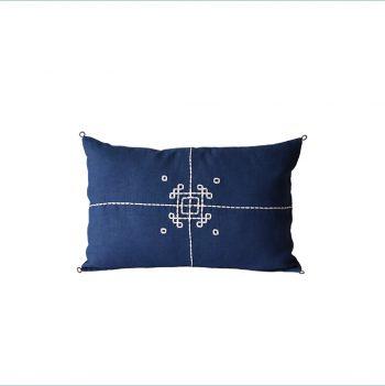 nomad-india-textile-cushion-cover-indigo-vayu-rectangle