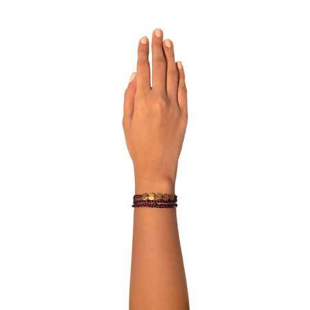 nomad-india-plum-rakhi-bracelet-long-strap