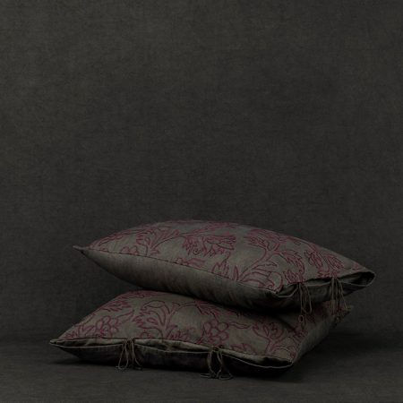 nomad-india-kusum-charcoal-plum-cushion-cover-main