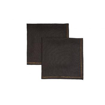nomad-india-kusum-charcoal-zari-napkin-50x50