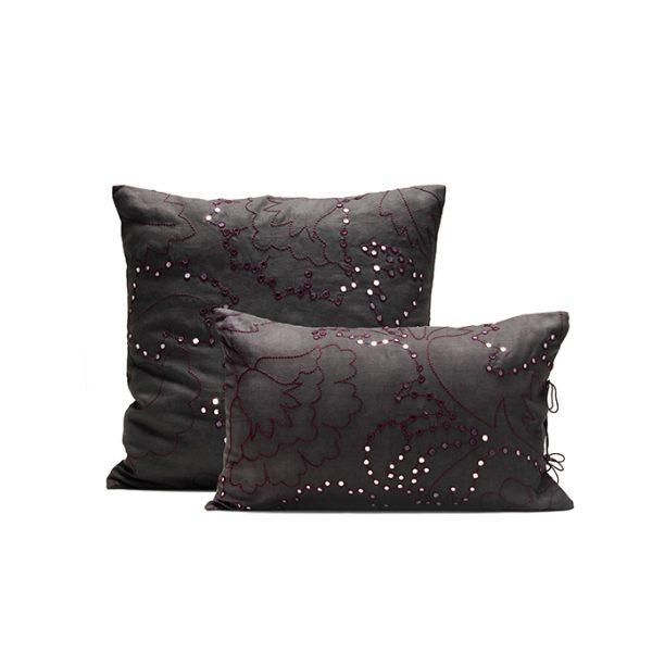nomad-india-suman-charcoal-plum-cushion-cover