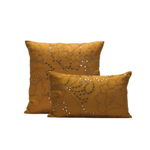 nomad-india-suman-ochre-zari-cushion-cover