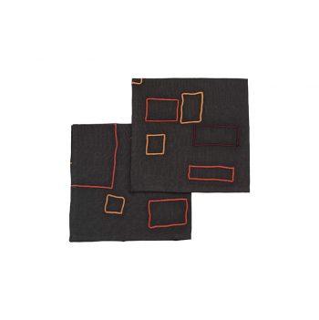 nomad-india-vanya-charcoal-multi-napkin