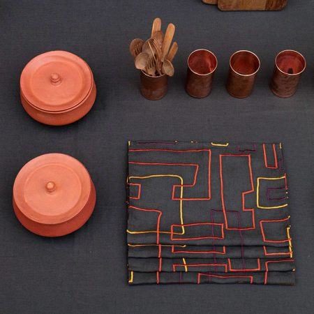 nomad-india-vanya-charcoal-multi-placemat-main