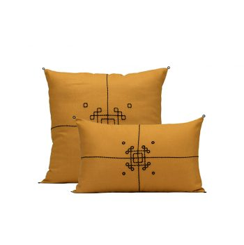 nomad-india-vayu-ochre-black-cushion-cover-1
