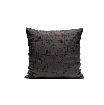nomad-india-ryka-charcoal-plum-cushion-cover-50x50