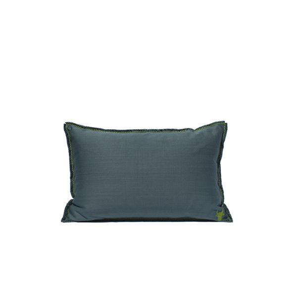 nomad-india-barahmasa-solid-cushion-blue--35-by-55