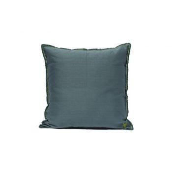 nomad-india-barahmasa-solid-cushion-blue-50-by-50