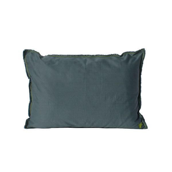 nomad-india-barahmasa-solid-cushion-blue-50-by-70