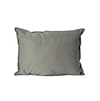 nomad-india-barahmasa-solid-cushion-grey-50-by-70