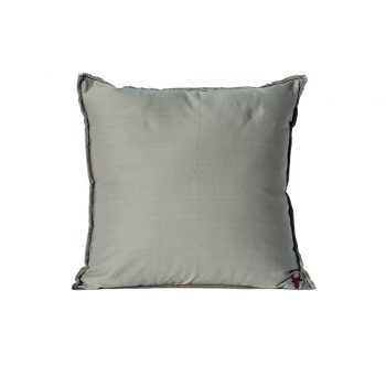 nomad-india-barahmasa-solid-cushion-grey-60-by-60