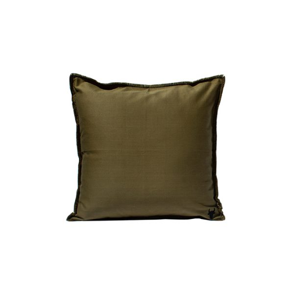 nomad-india-barahmasa-solid-cushion-khaki-50-by-50