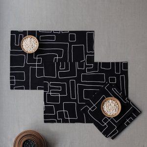 nomad-india-table-linen-black-vanya-placemats-1