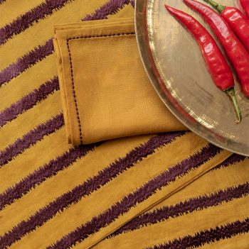 nomad-india-table-linen-lakeer-ochre-plum-3