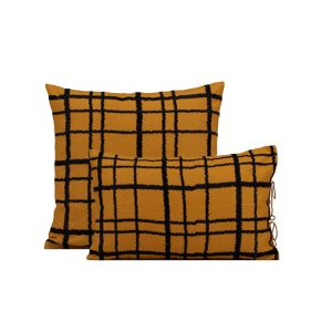 nomad-india-textiles-cushion-cover-adira-ochre-black.