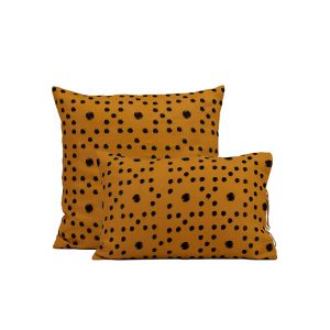 nomad-india-textiles-cushion-cover-pratha-ochre-black