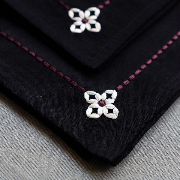 nomad-india-bhumit-table-linen-black-napkin-3