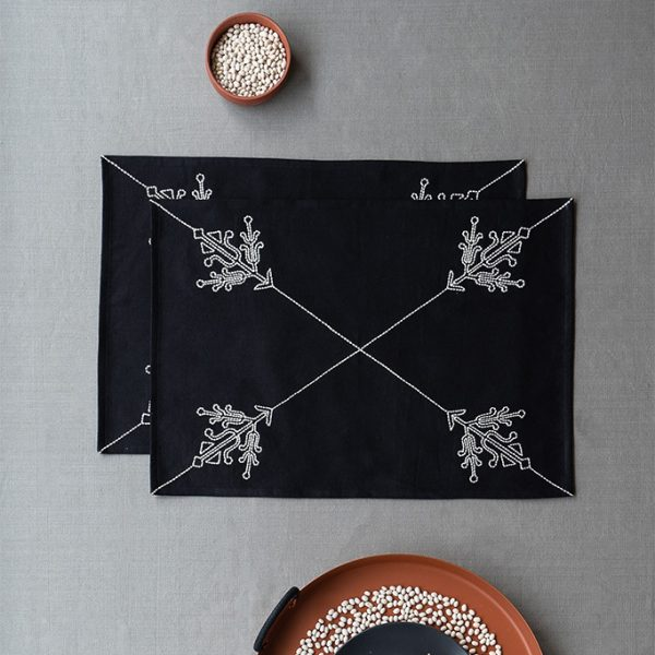 nomad-india-black-ulka-table-linen-4